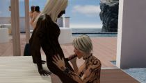 Interactive porn game online free Chathouse 3D