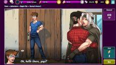 LGBTQ gay games virtual gay Nutaku game