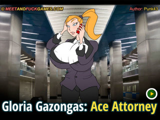 Meet N Fuck Android APK game Play Gloria Gazongas Ace Attorney online