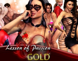 lesson of passion gold games online