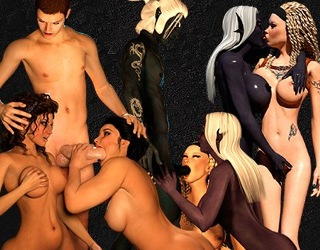 Princess of Arda free video elf porn gameplay