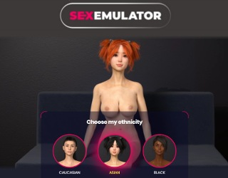 Sex emulator free virtual porn game